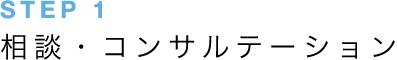相談・コンサルテーション